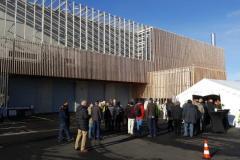 Inauguration Chaufferie Bois et Ballon Stockage Thermique
