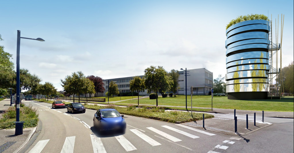 Projet DALKIA-UBO-001