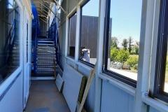 2 juin 2020 :  installation bardage décartonneur