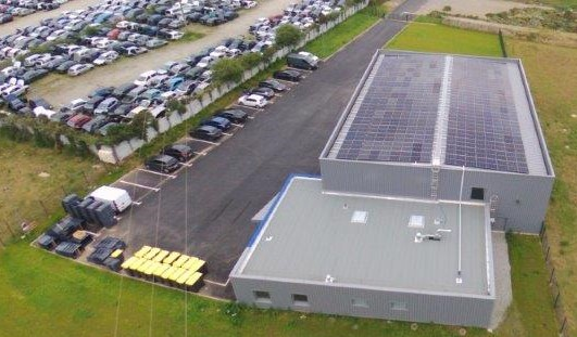 CLCL-LESNEVEN - Garage communautaire - 2021-07-01